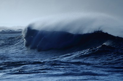 Roostertail Wave