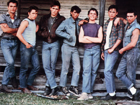 The Outsiders Characters Ranked Journal Steve S Hr
