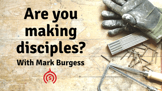 Are you making disciples?