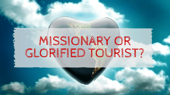 Missionary Tourism
