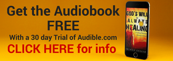 God's Will Is Always Healing FREE Audiobook