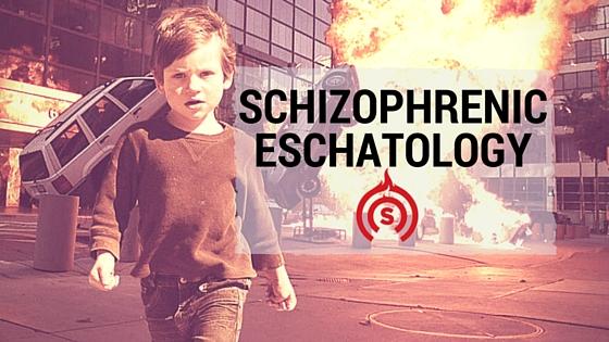Schizophrenic Eschatology Title