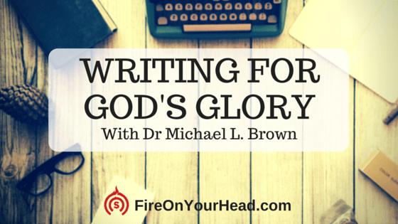 Writing for God's Glory