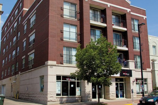 Apartments Less Than 600 244 West Gilman St. | Retail Space | Steve Brown Apartments