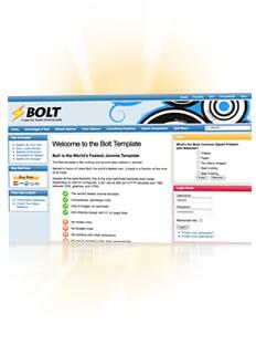 Bolt Template