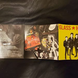 Glass Heroes Disk Liner Notes