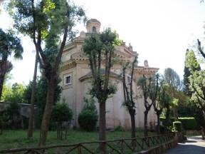 Santa Maria Scala Coeli, Tre Fontane Abbey.