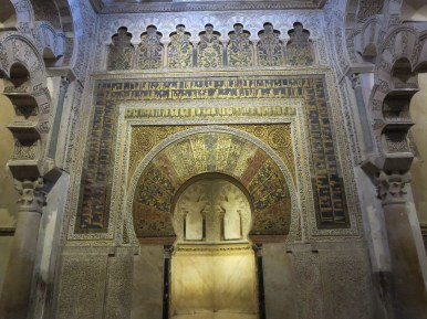 Cordoba: Mezquita (Mosque)/Cathedral.