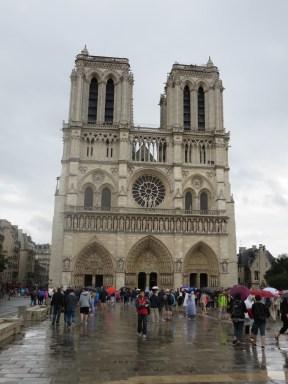 Paris: Notre-Dame.