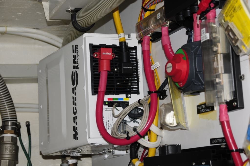 Marine Power Inverter Wiring Diagram