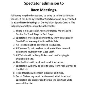 darley admission restrictions