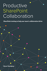 Using SharePoint 2013 and Project 2013 for Collaborative Project Planning  Steve Goodyear