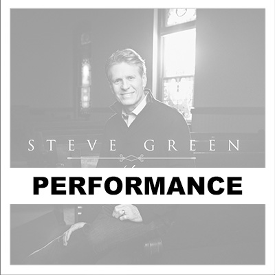 Steve Green Hymns Performance Tracks