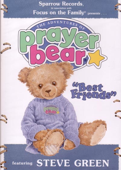 Prayer Bear by Steve Green