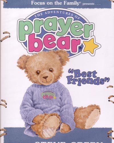 Prayer Bear by Steve Green