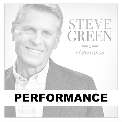 Performance Track El Descanso Steve Green