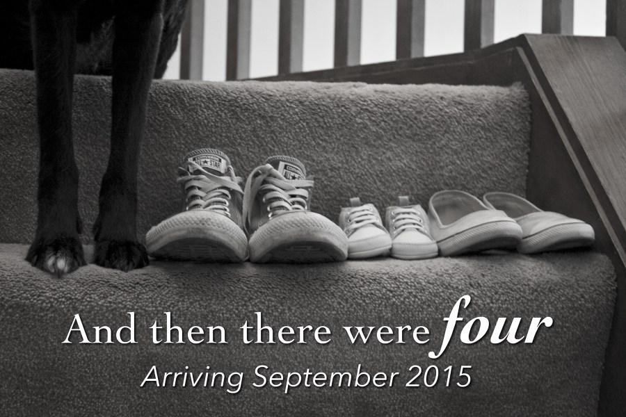 Arriving September 2015