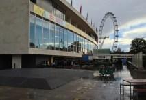 Royal Festival Hall & London Eye