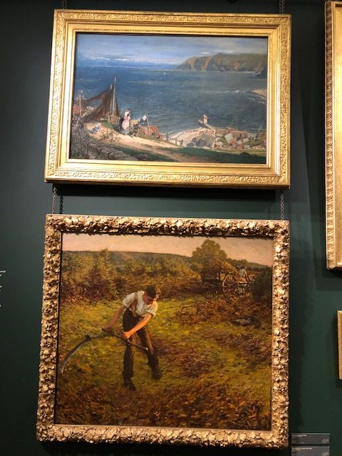 That first gallery had a couple of nice Impressionist pieces