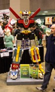 The Voltron Booth