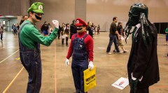 Forget Bowser, the Mario Bros have a new villain.