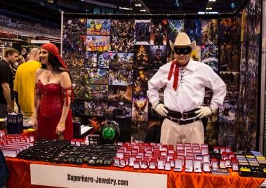 The Lone Ranger and Elektra