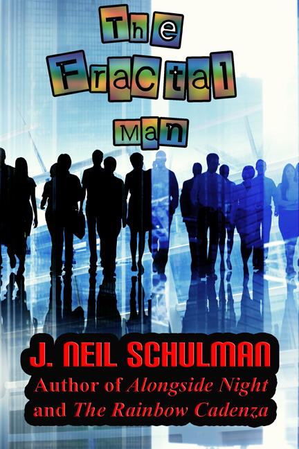 The Fractal Man book cover