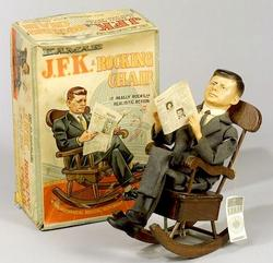 """jfk rocking chair for hemorrhoids america today: presidential action dolls [""""all in the best possible taste""""]   azerbaijan days"""