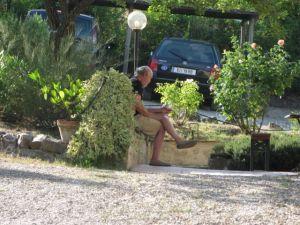 Steve at Buonasera