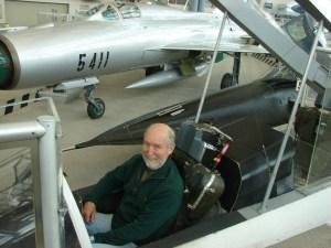 Steve In Jet