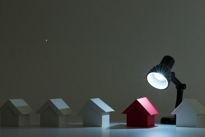 Dream house in spotlight