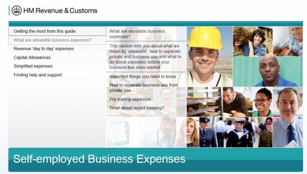 hmrc-expenses