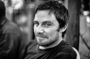 Brett MacMillan [photograph, 2003]