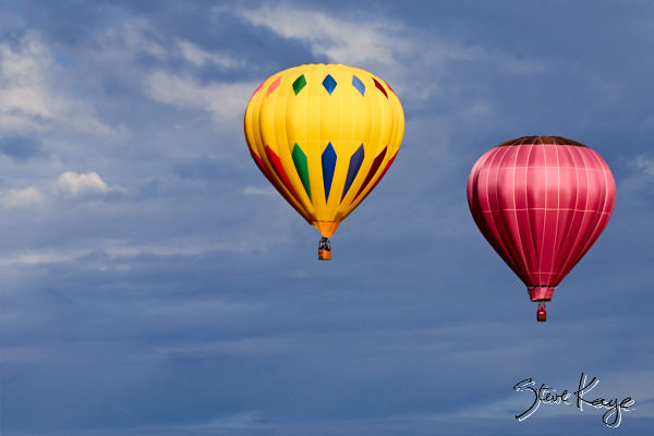Albuquerque Balloon Festival, Oct. 2016