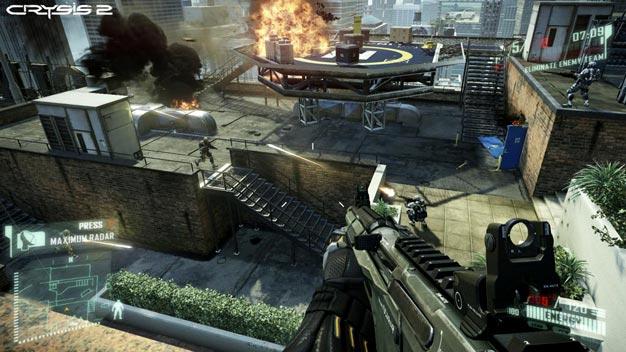 Crysis 2 Demo | Steve - Konshu
