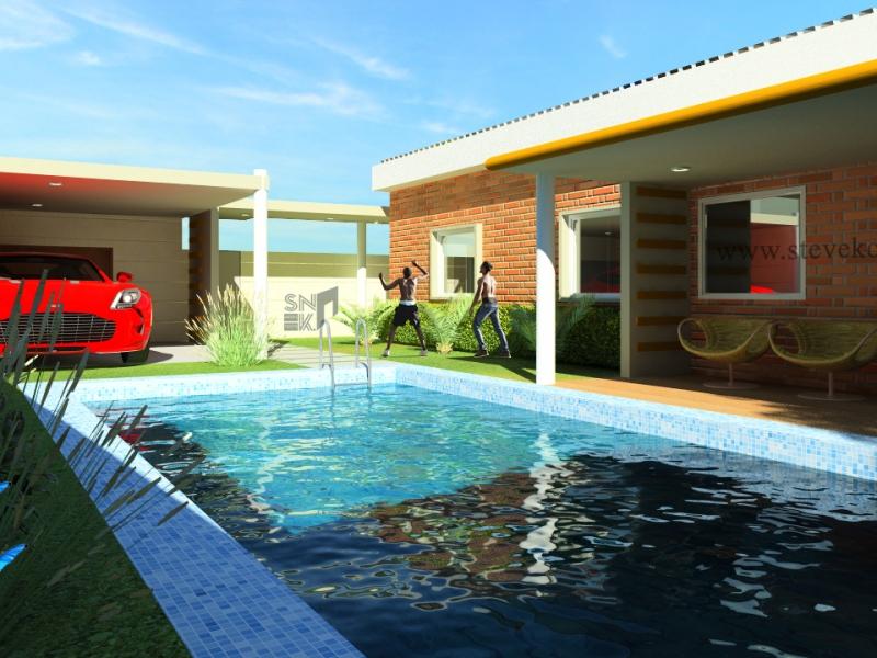Extension d_une maison à Hêvié-3