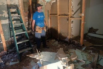mucking and gutting Project South Carolina
