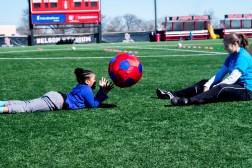 ball toss