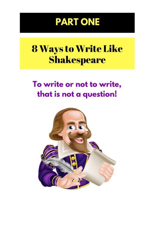177 Ways to Write Like Shakespeare (Part 17) -