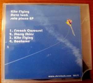 kite flying cd cover back