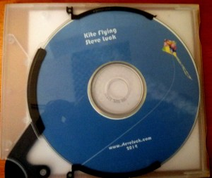 kite flying cd cover front