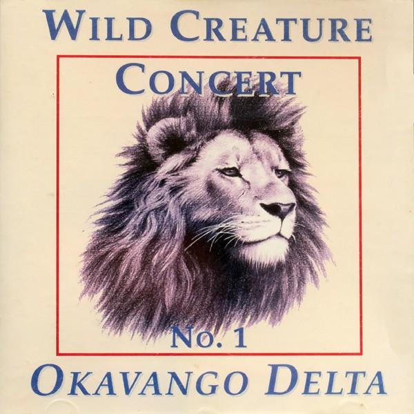 African Wild Creature concert cover art