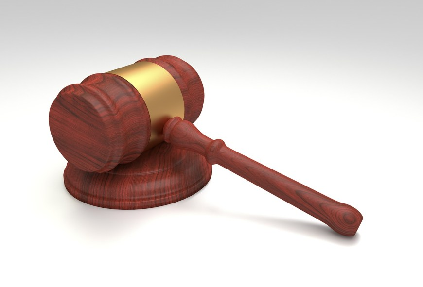 gavel, hammer, judge