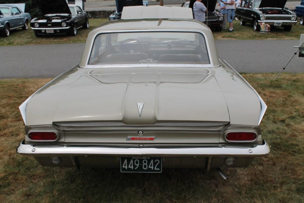 medium resolution of this 1962 pontiac tempest was the lemans model