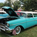 1957 Chevrolet Nomad Station Wagon