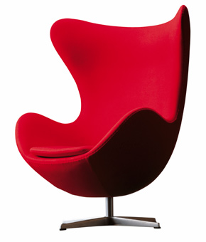 danish egg chair
