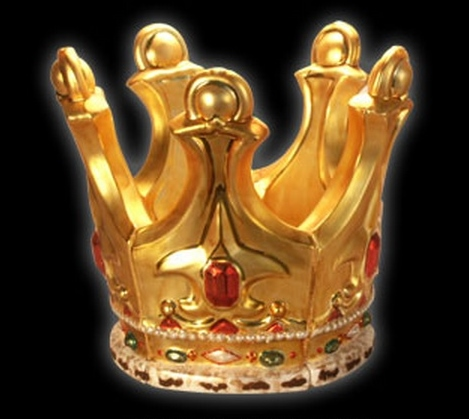 royal crown finial