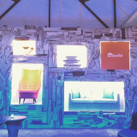 The New Bjork Studio's Focal Wall