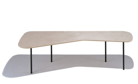 An iconic Knoll table by Alexander Girard