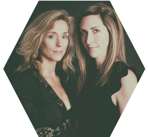 Krista Nye Schwartz and Tami Jennings Ramsay of Cloth & Kind